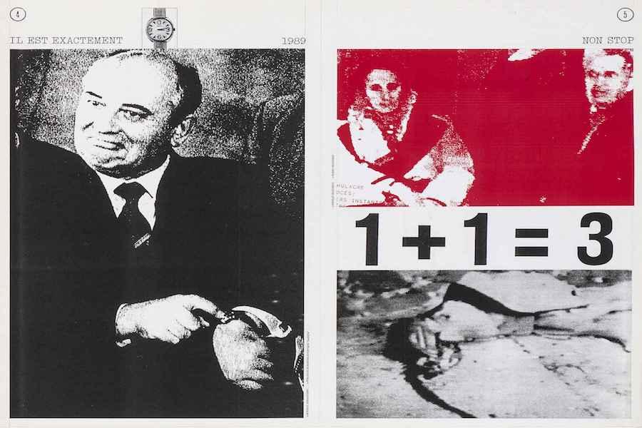Cieślewicza fabryka obrazów – Paryski nie-co-dziennik