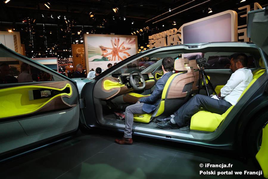 Paris Motor Show 2018 bez gigantów motoryzacyjnych