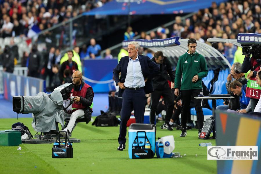 Didier Deschamps – najlepszym trenerem roku według FIFA Football Awards