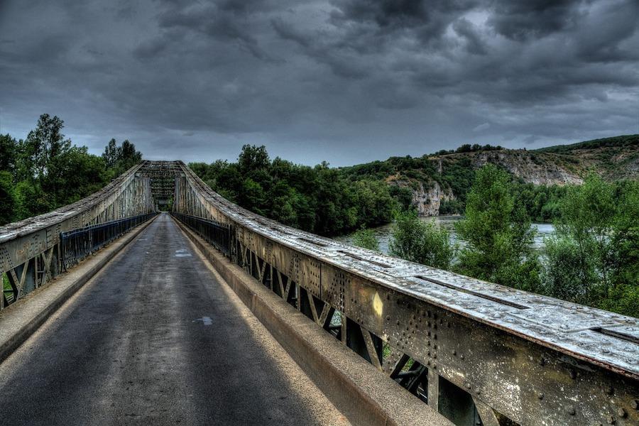 Mosty we Francji, które wymagają natychmiastowej naprawy