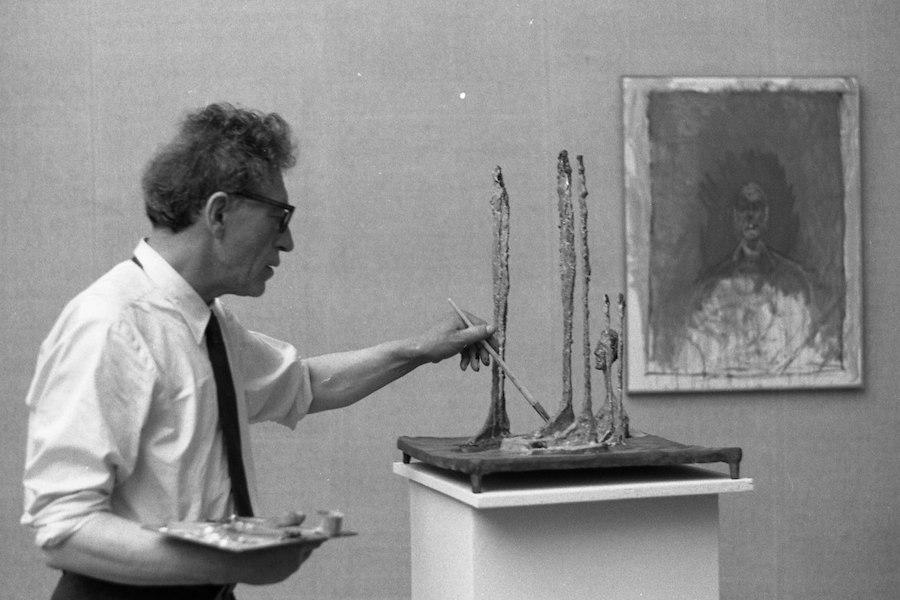 """""""Między tradycją a nowoczesnością"""" – wystawa Alberto Giacometti'ego w muzeum Maillol w Paryżu"""