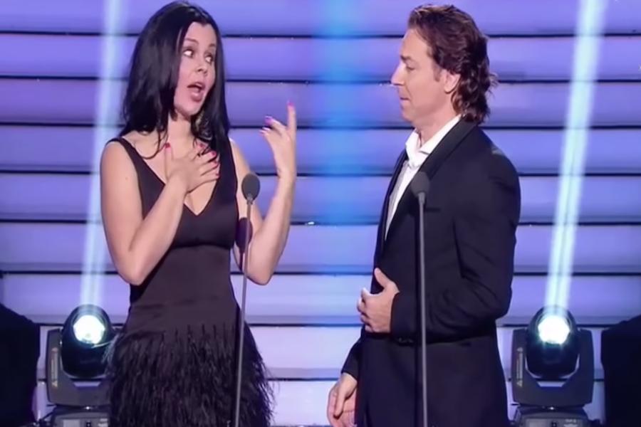 Aleksandra Kurzak i Alberto Alagna w Théâtre des Champs Elysées