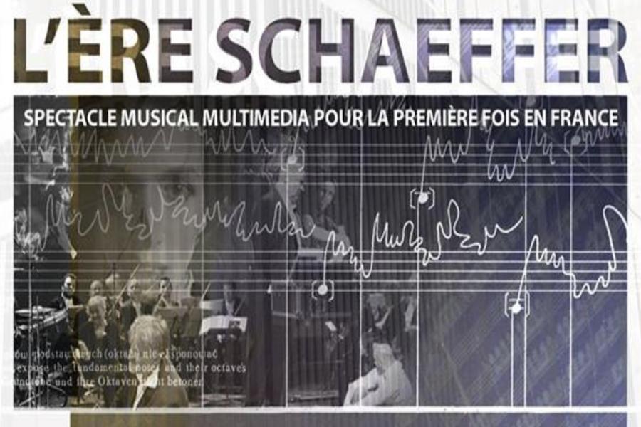 Era Schaeffera – spektakl muzyczny w Paryżu