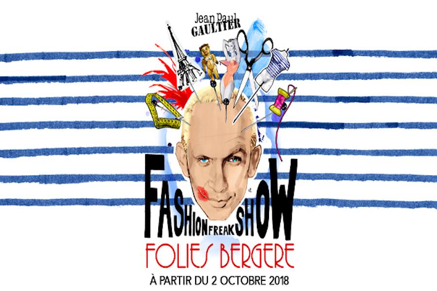 Fashion Freak Show – spektakl Jeana Paula Gaultiera