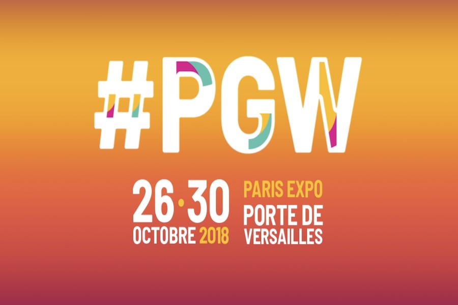 PARIS GAME WEEK 2018 – czyli największe targi gier wideo we Francji