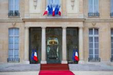 Prezydent Duda spotka się jutro z prezydentem Macronem