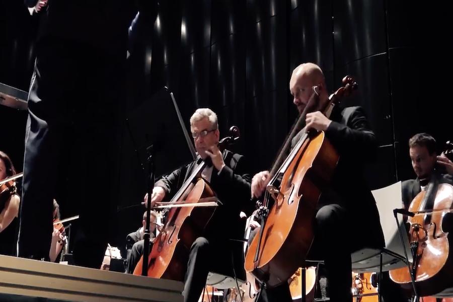 Sinfonietta Cracovia w Sali Gaveau w Paryżu