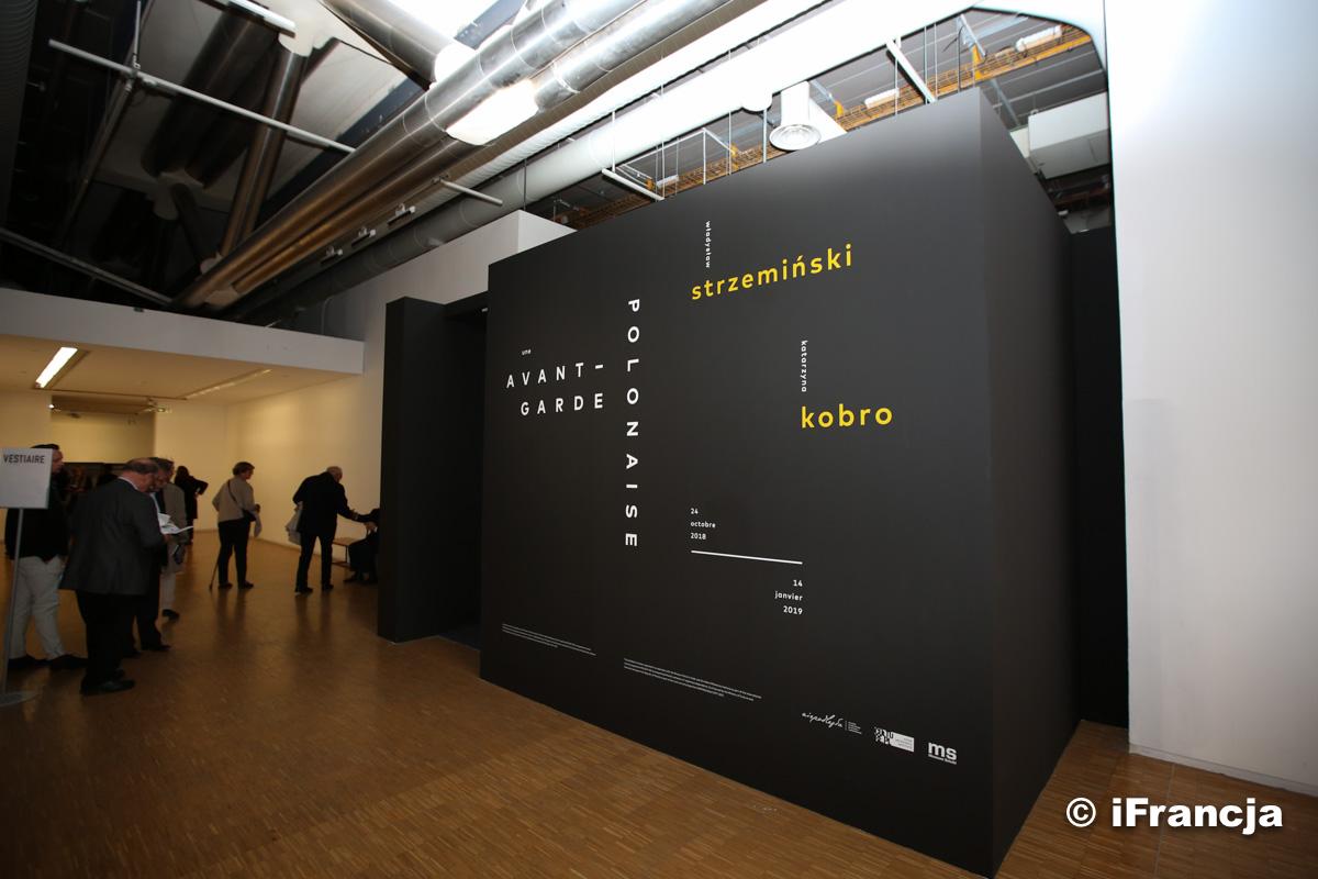 Polska awangarda w Centrum Pompidou