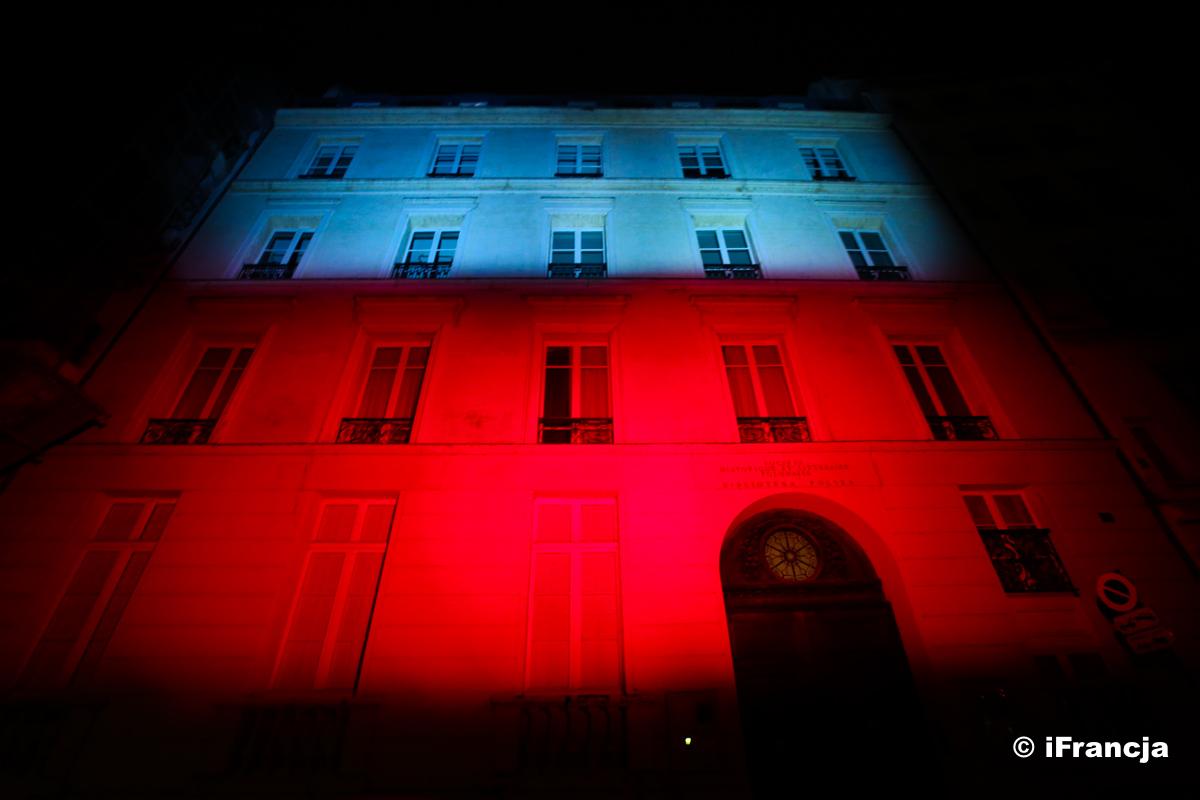 Polonia świętowała na przedmieściach Paryża