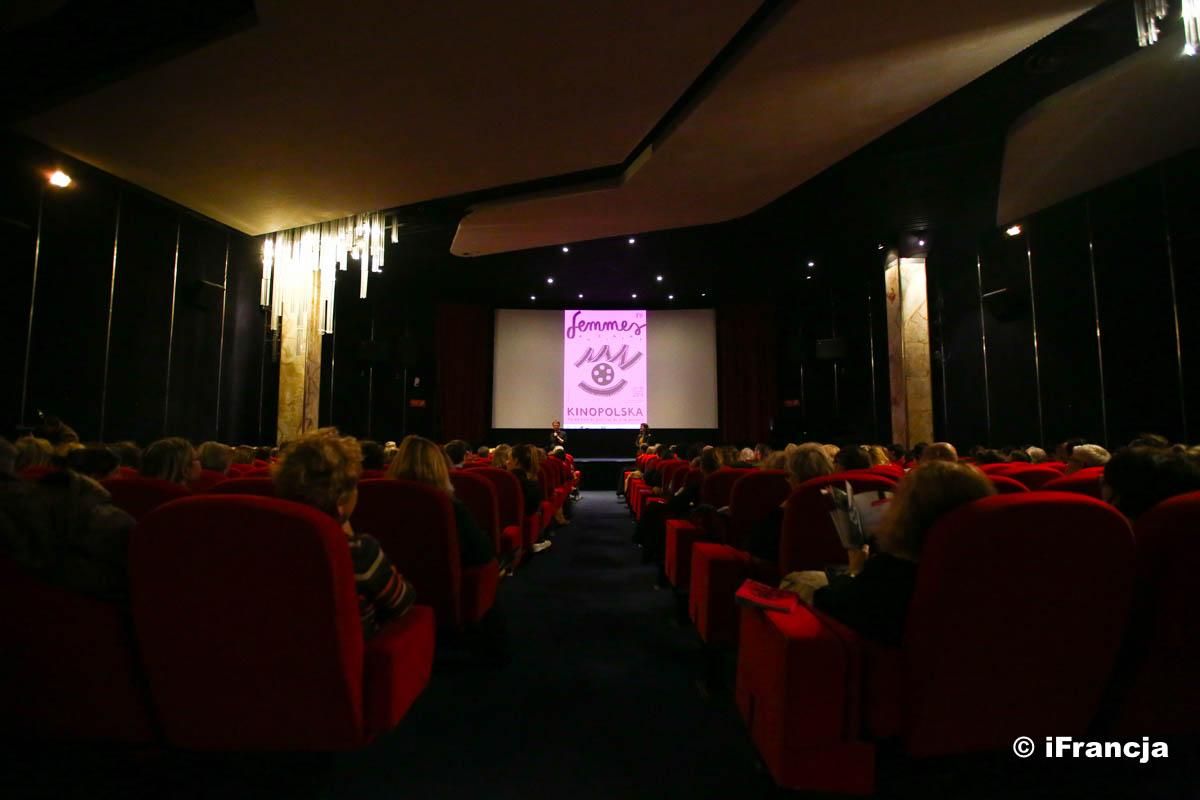W Paryżu wystartował festiwal Kinopolska 2018