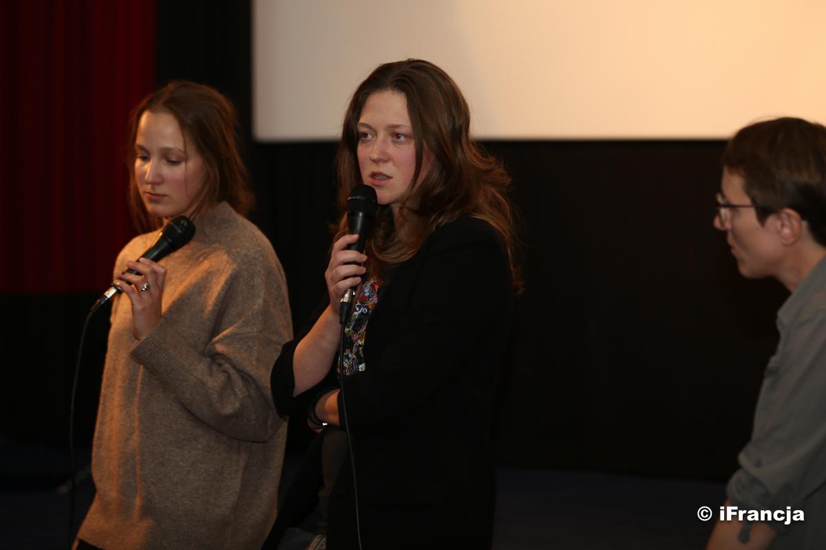 Piąty dzień festiwalu Kinopolska w Paryżu