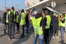 Żółte kamizelki wzywane do blokady Paryża w przyszłą sobotę