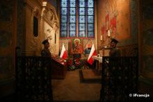 Panna Jasnogórska w Notre Dame