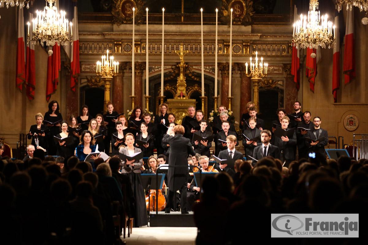 Koncert upamiętniający 100-lecie odzyskania przez Polskę niepodległości