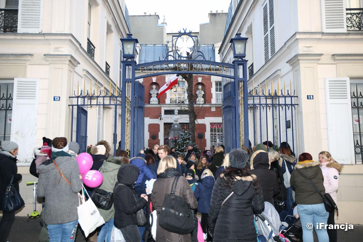 Polska Szkoła w Paryżu zaprasza na kiermasz