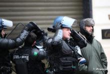 Zwiększone środki bezpieczeństwa w noc sylwestrową we Francji