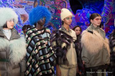 Tydzień mody w Paryżu: Pokaz Kenzo jesień-zima 2019/2020