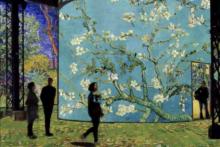 Malarstwo Vincenta van Gogha w Atelier des Lumières