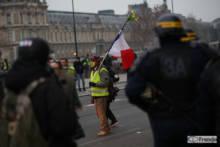 """Manifestacje """"żółtych kamizelek"""" – akt XXIX"""