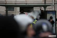 """Manifestacje """"żółtych kamizelek"""" – akt IX"""