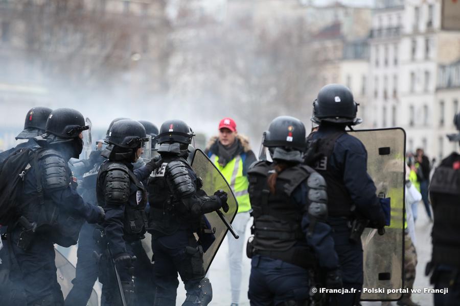 """Manifestacje """"żółtych kamizelek"""" – akt XI – Aktualizacja"""