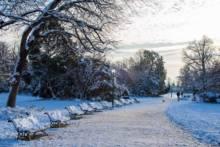 Kolejny atak zimy