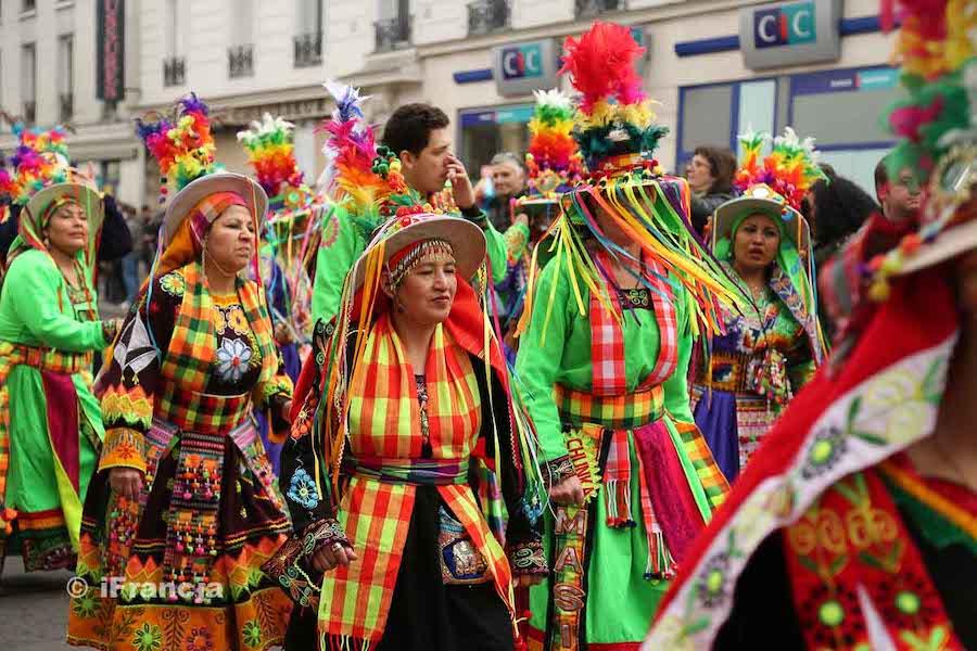 Karnawał w Paryżu