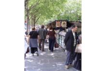 Paryscy bukiniści niematerialnym dziedzictwem kulturowym Francji