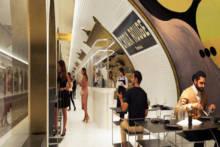 Nowe życie nieczynnej stacji metra w Paryżu