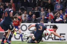 Portal z filmami dla dorosłych sponsorem meczu rugby