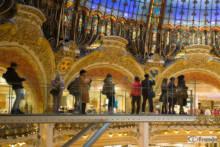 Nowa atrakcja w najsłynniejszej galerii handlowej w Paryżu