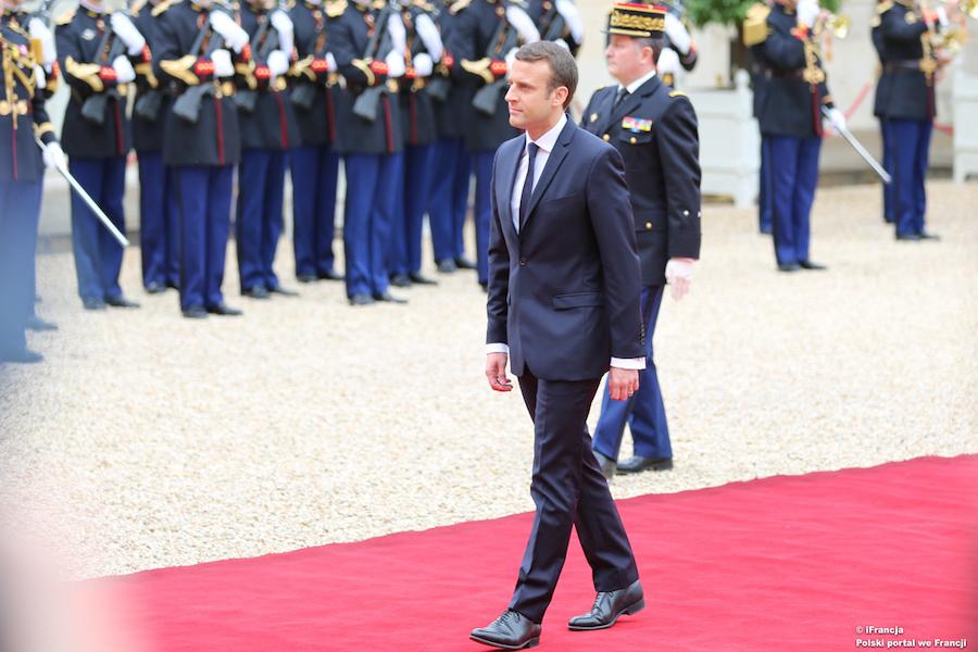 """""""Na rzecz europejskiego odrodzenia""""– list Emmanuela Macrona do obywateli Europy"""