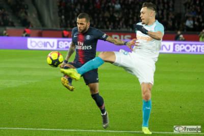 """""""Classico"""" Paris Saint-Germain – Olympique Marsylia"""