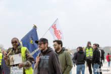 """Manifestacje """"żółtych kamizelek"""" – akt XIX"""