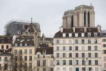 Wpłynęło zaledwie 9 procent obiecanych datków na odbudowę katedry Notre Dame