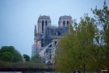 """Generał Georgelin: """"W Notre Dame, 16 kwietnia 2024 roku zabrzmi Te Deum"""""""