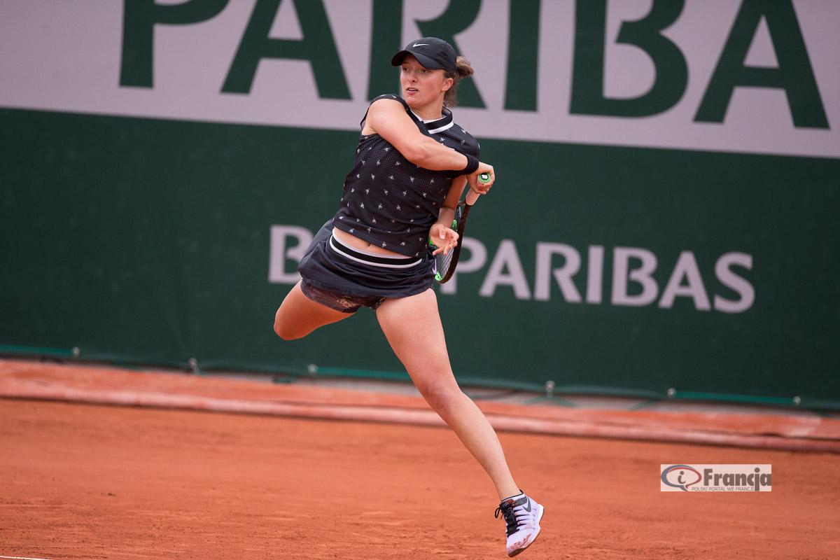 Roland Garros dzień 5