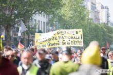 """Protesty """"żółtych kamizelek"""" – akt XXXII"""
