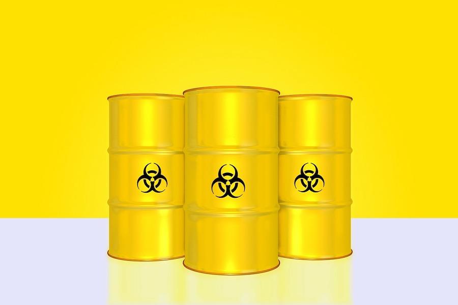 Zobacz czy w twojej okolicy składowane są odpady radioaktywne?