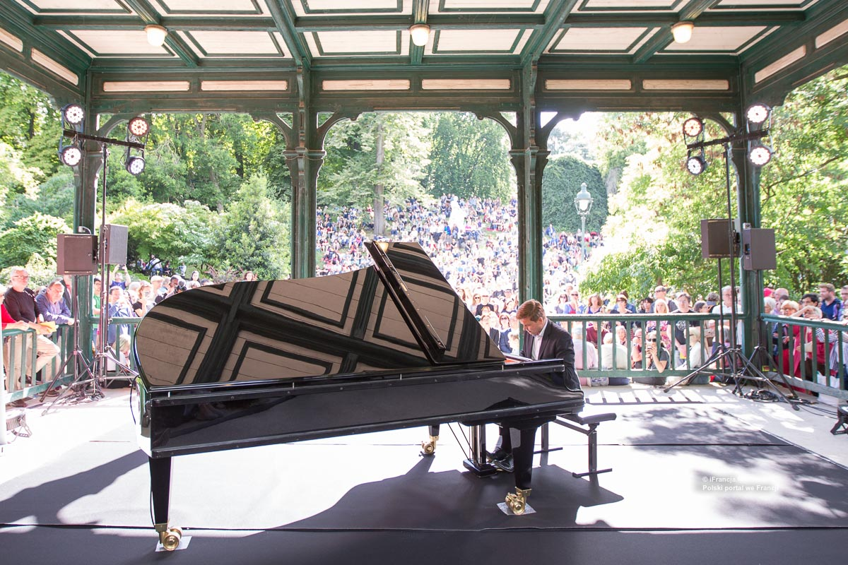 Chopin w ogrodzie 2019