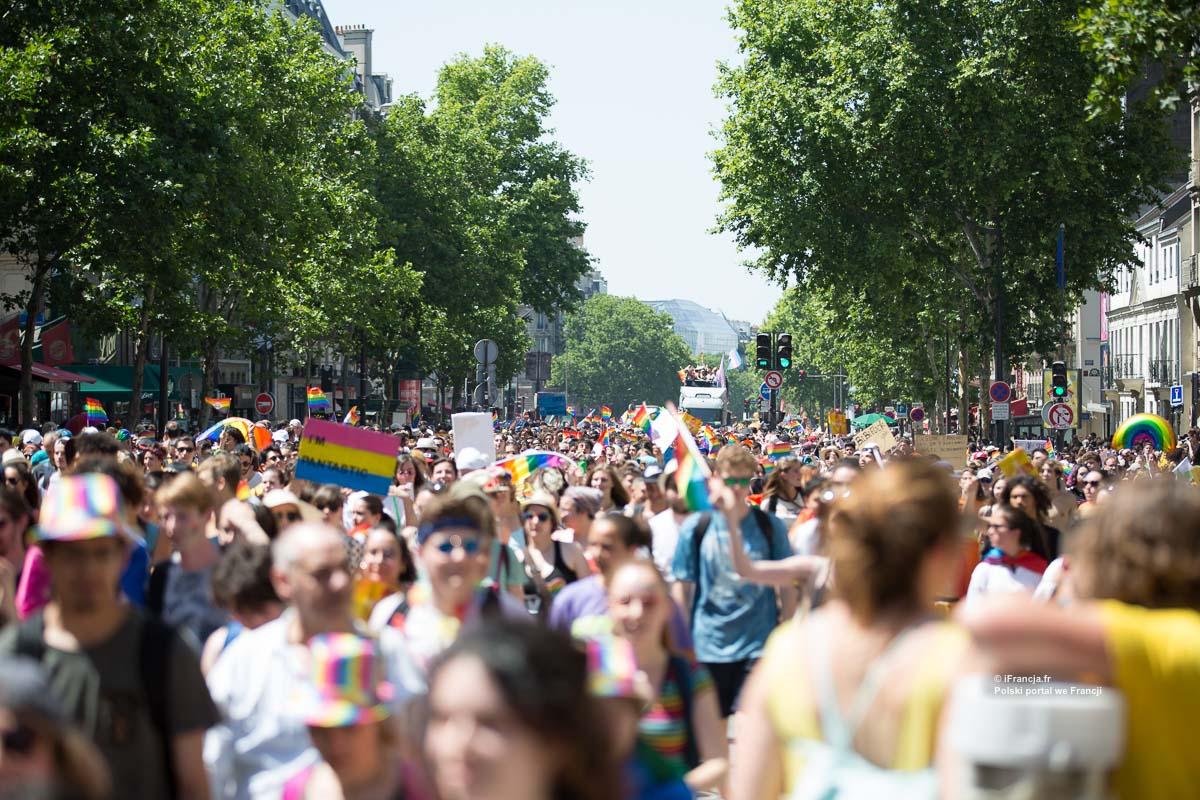 Marsz Dumy 2019 (Gay Pride) – Fotoreportaż