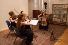 Koncert Ãtma Quartet