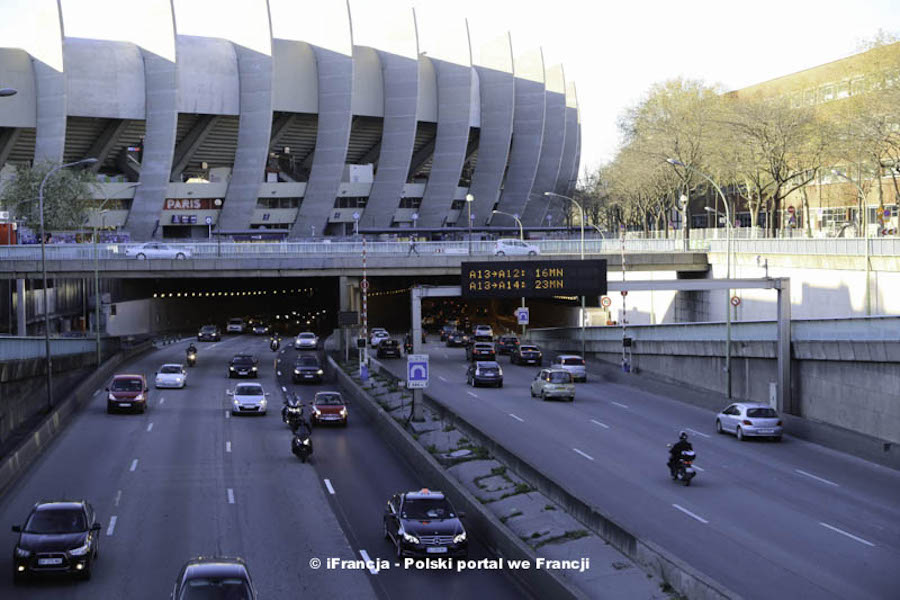 Zanieczyszczenie powietrza: Jutro ograniczenia w ruchu kołowym w Ile-de-France