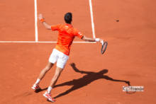 Roland Garros dzień 12