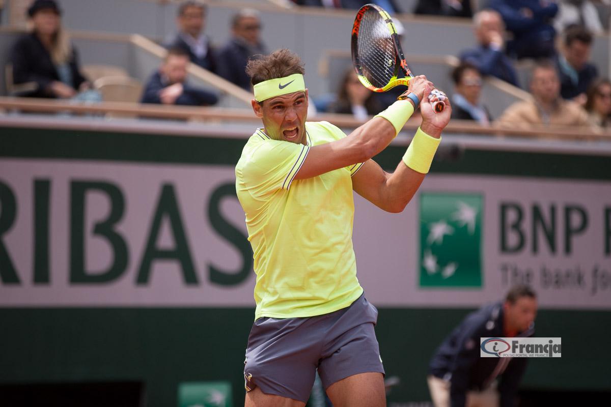 Roland Garros dzień 13