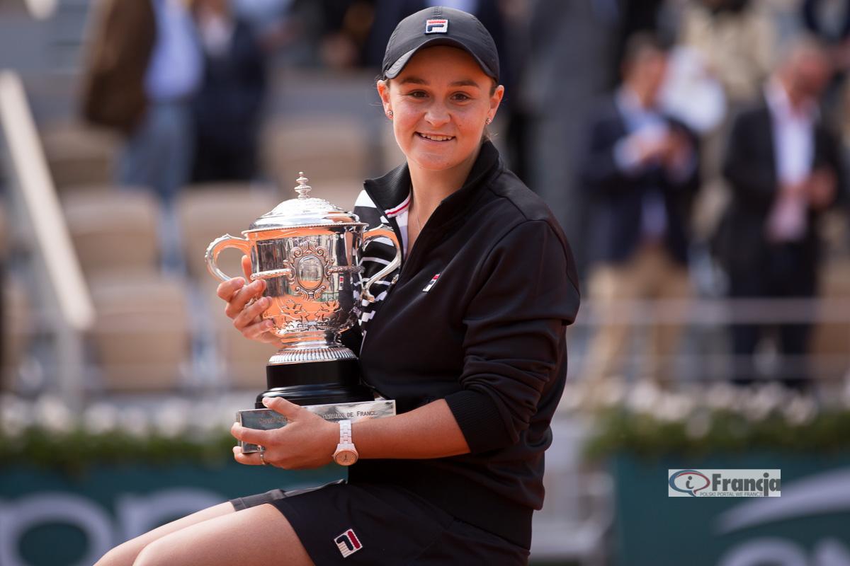Roland Garros 2019 – Finał kobiet
