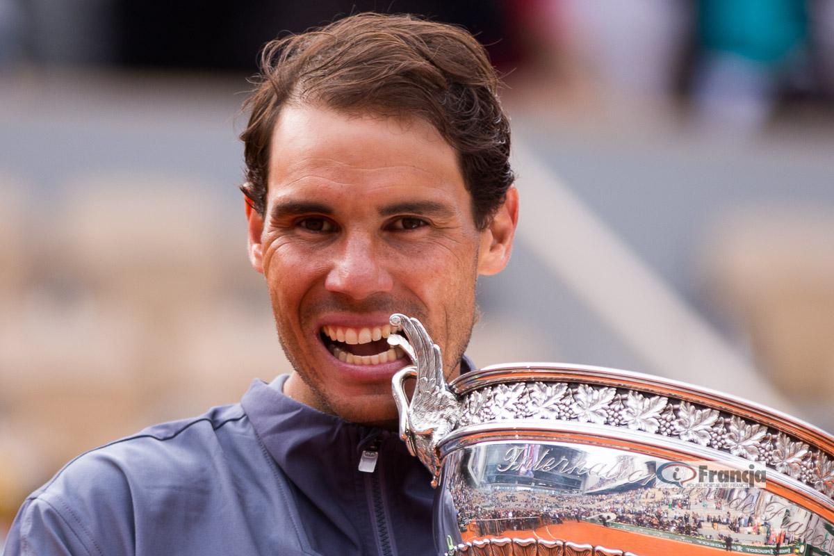 Roland Garros 2019 – Finał mężczyzn