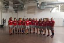 Pierwszy turniej mistrzostw Europy kobiet w rugby z udziałem reprezentacji Polski