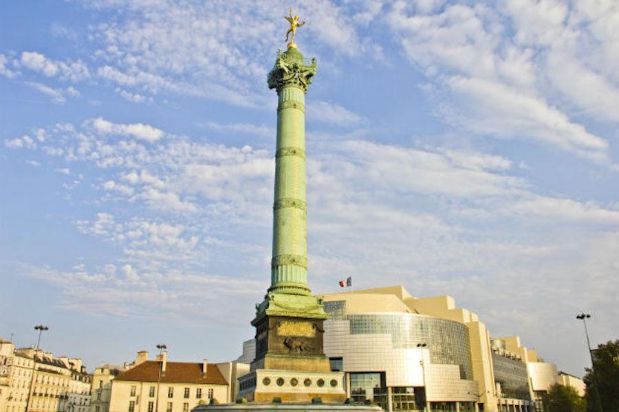 Można już zwiedzać nekropolię w Kolumnie Lipcowej na placu Bastylii