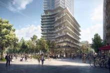 Projekt metamorfozy dzielnicy Maine-Montparnasse